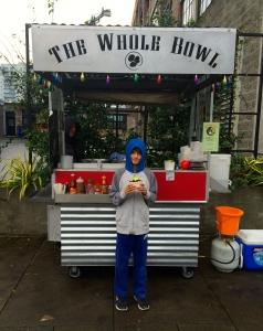 Whole Bowl Food Cart Portland
